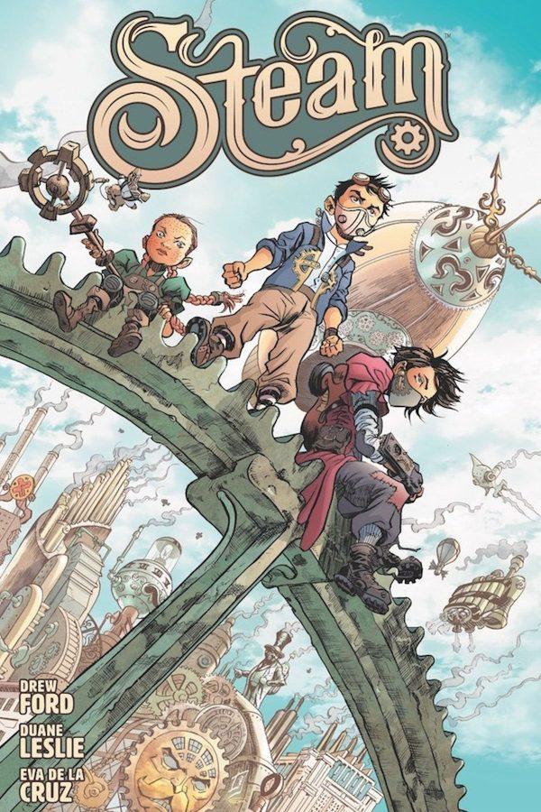 Steam (Graphic Novel)