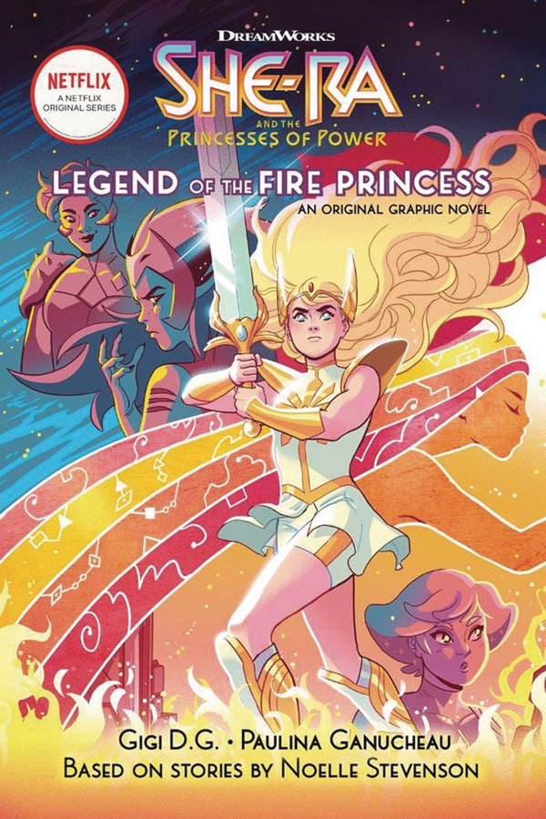 She-Ra Vol.01: Legend of the Fire Princess
