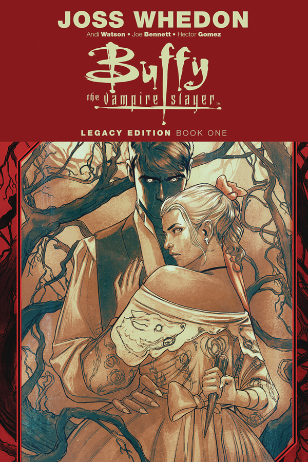 Buffy the Vampire Slayer: Legacy Edition Vol.01