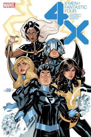 X-Men + Fantastic Four
