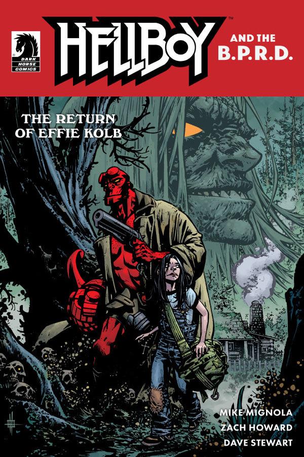 Hellboy and the B.P.R.D.: Return of Effie Kolb