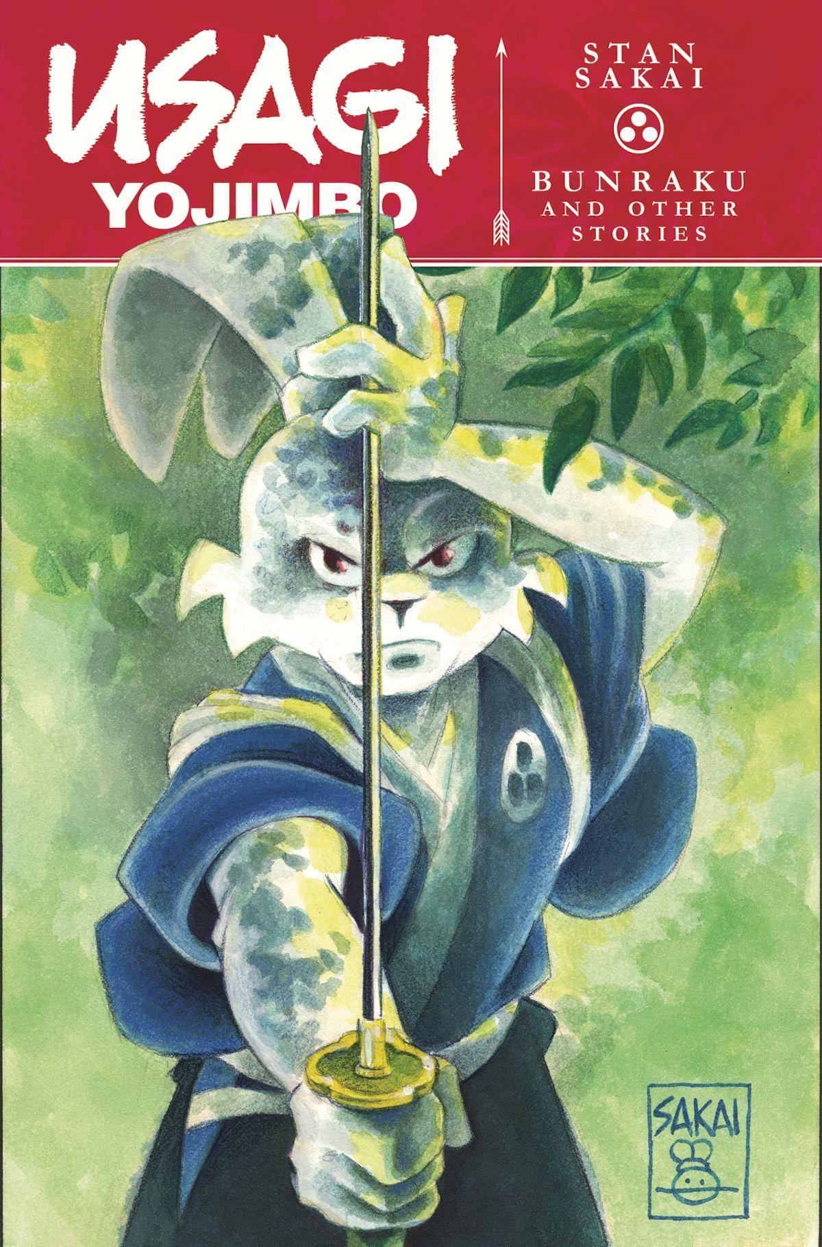Usagi Yojimbo (2019) (Graphic Novels)