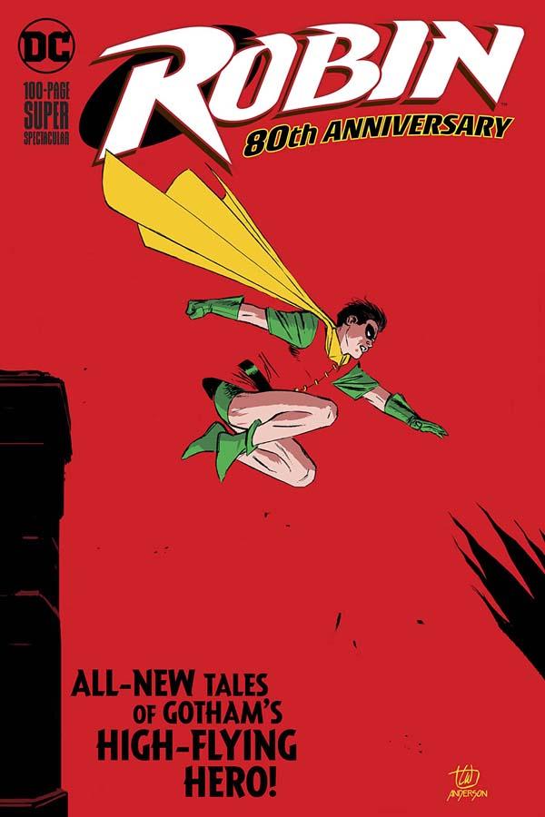 Robin: 80th Anniversary 100 Page Super Special