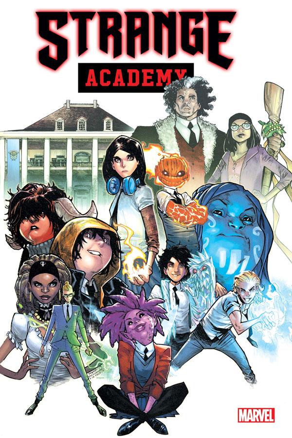 Strange Academy