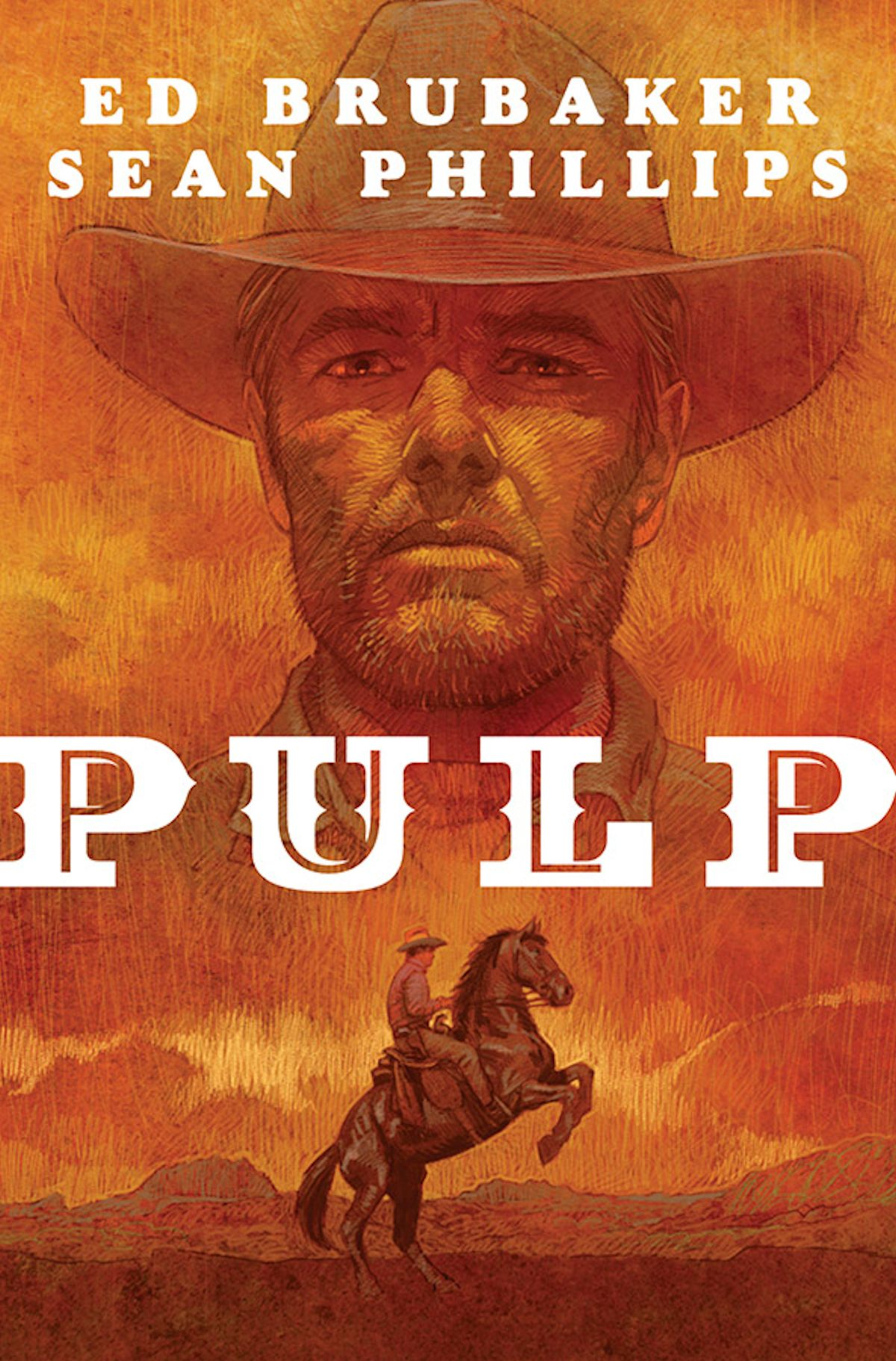 Pulp (Hardcover Graphic Novel)