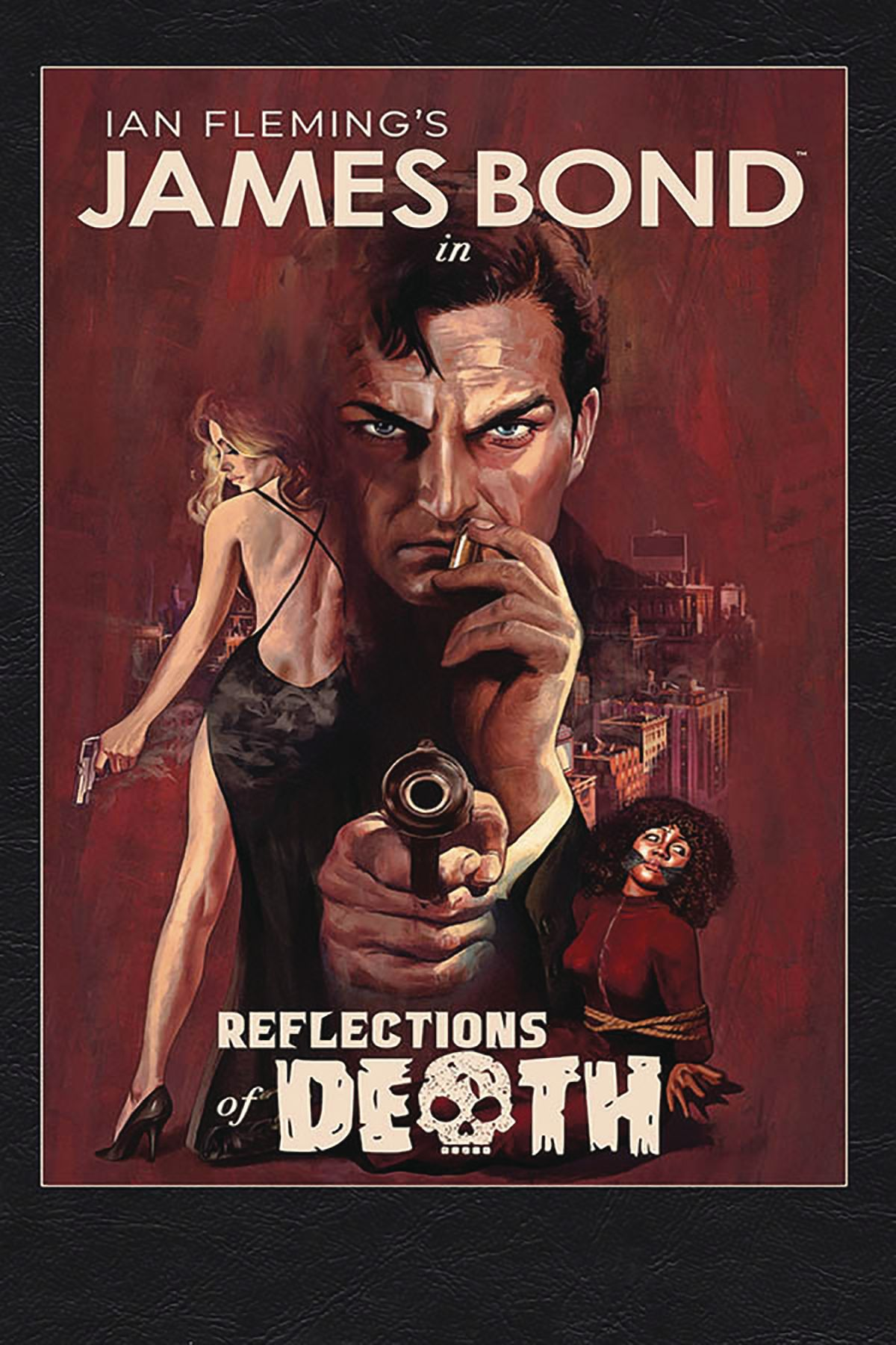 James Bond Reflections of Death (Hardcover)