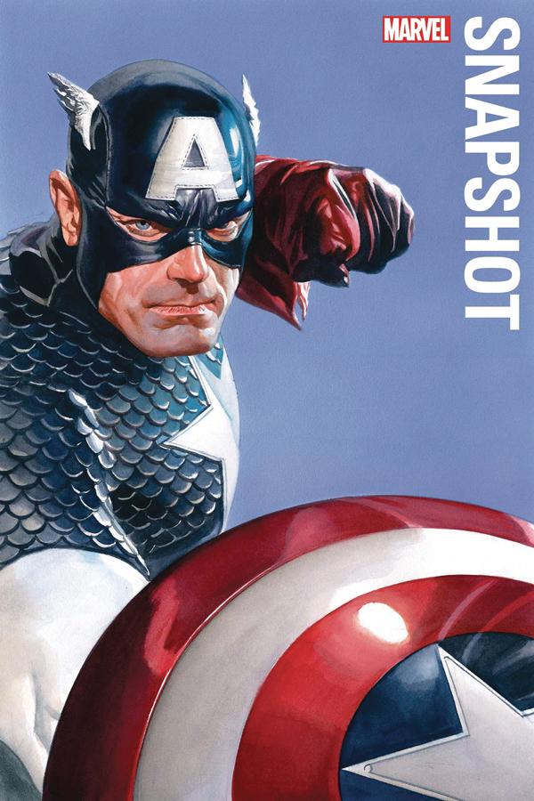 Captain America: Marvels Snapshot