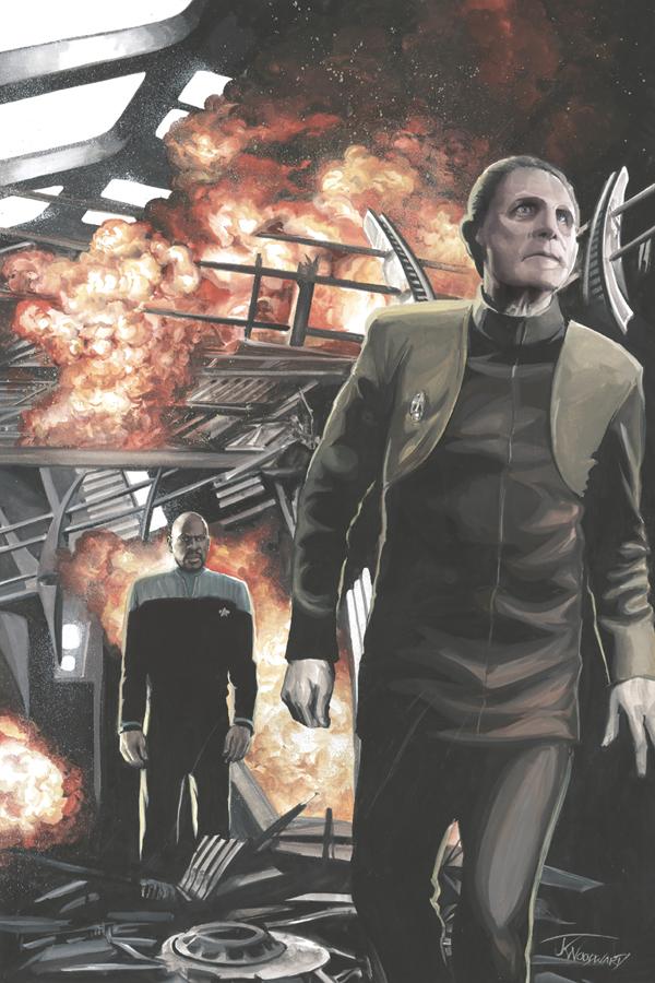 Star Trek - DS9: Too Long a Sacrifice