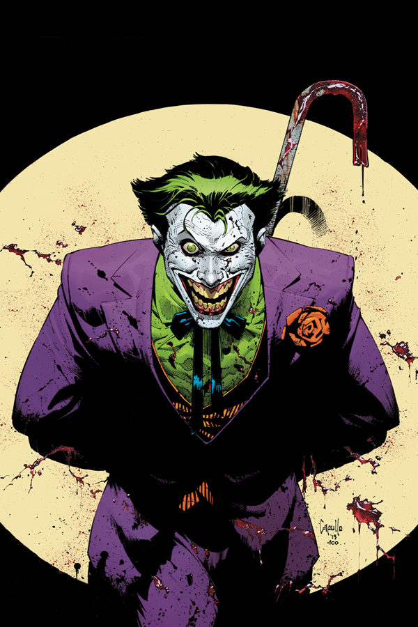 Joker: 80th Anniversary 100 Page Super Spectacular