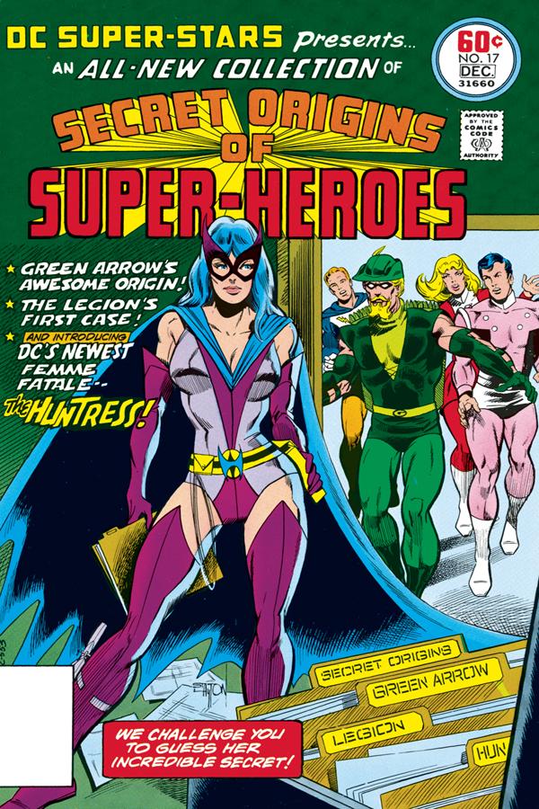 DC Super Stars #17 (Facsimile)