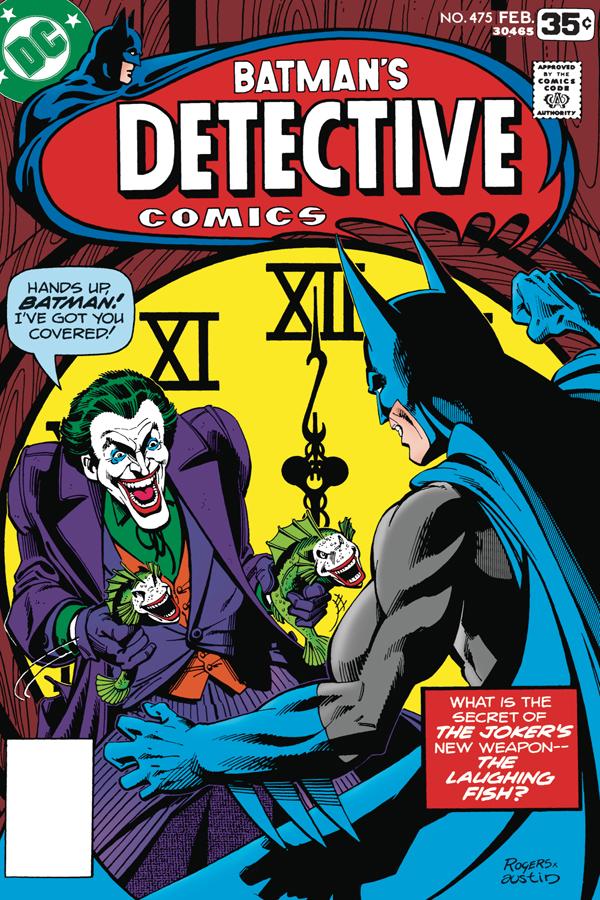 Detective Comics #475 (Facsimile)