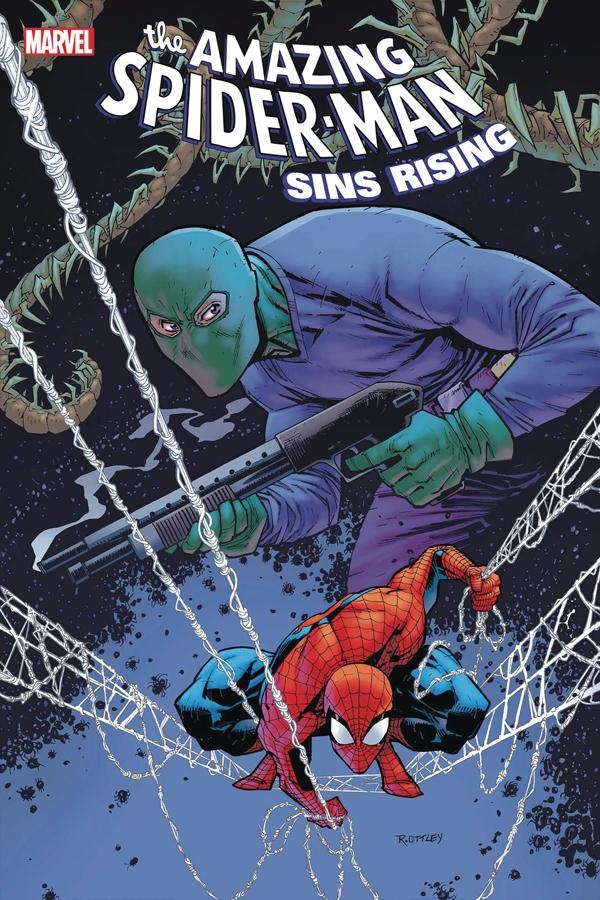 Amazing Spider-Man: Sins Rising (Prelude)