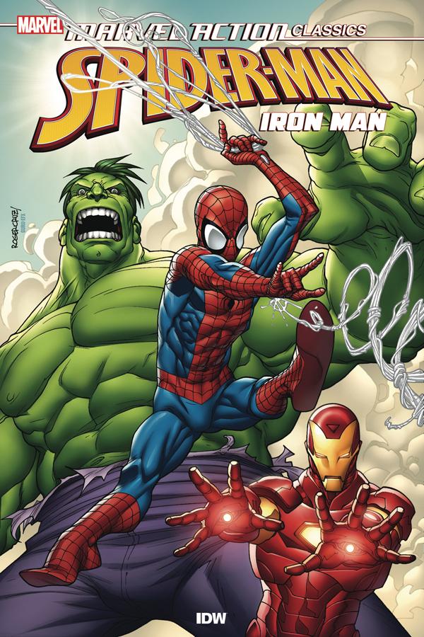 Marvel Action Classics: Avengers Starring Iron Man