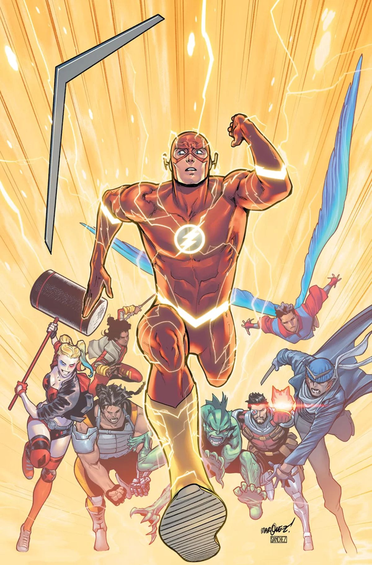 Flash Annual (Rebirth)