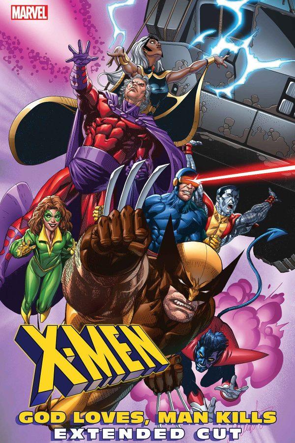 X-Men God Loves Man Kills Extended Edition
