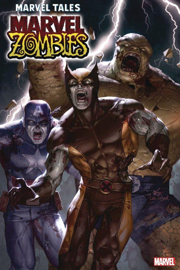 Marvel Tales Original Marvel Zombies