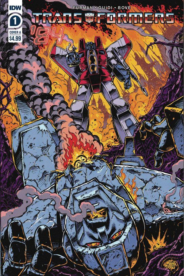 Transformers 84 Secrets & Lies