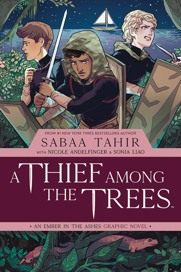 Thief Among the Trees