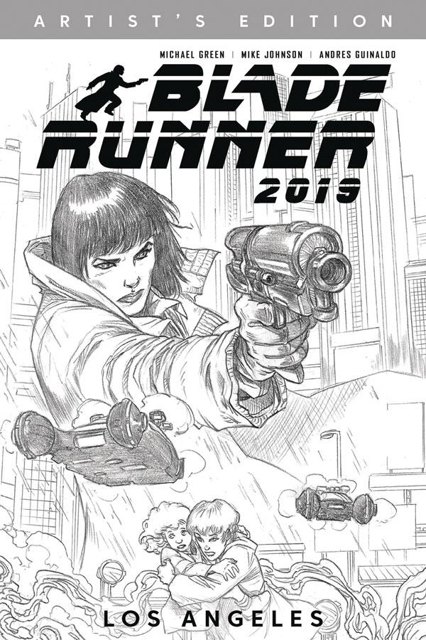 Blade Runner 2019: Artist's Edition