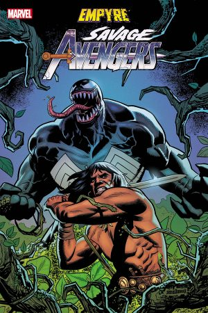 Empyre: Savage Avengers