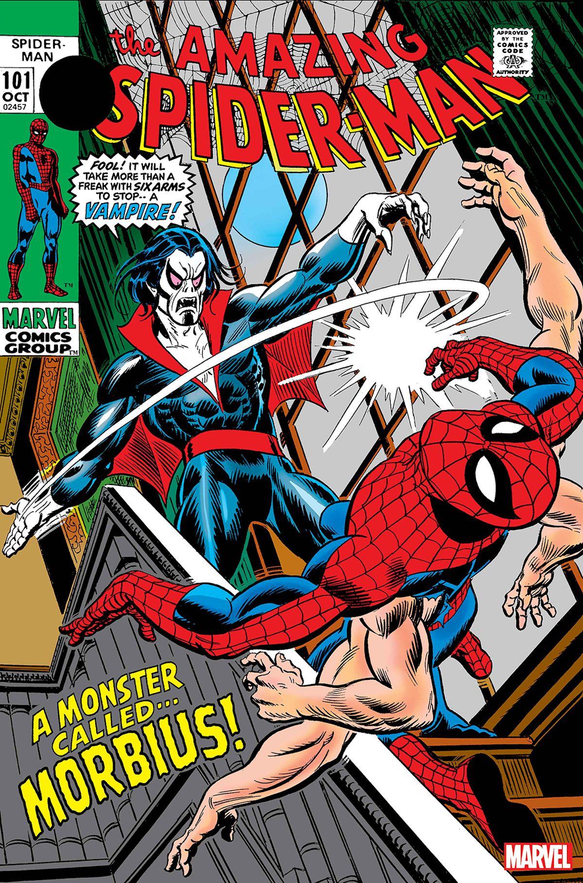 Amazing Spider-Man #101 Facsimile Edition