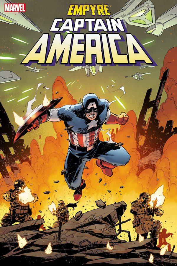 Empyre Captain America