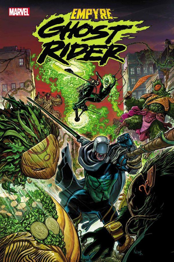 Empyre Ghost Rider
