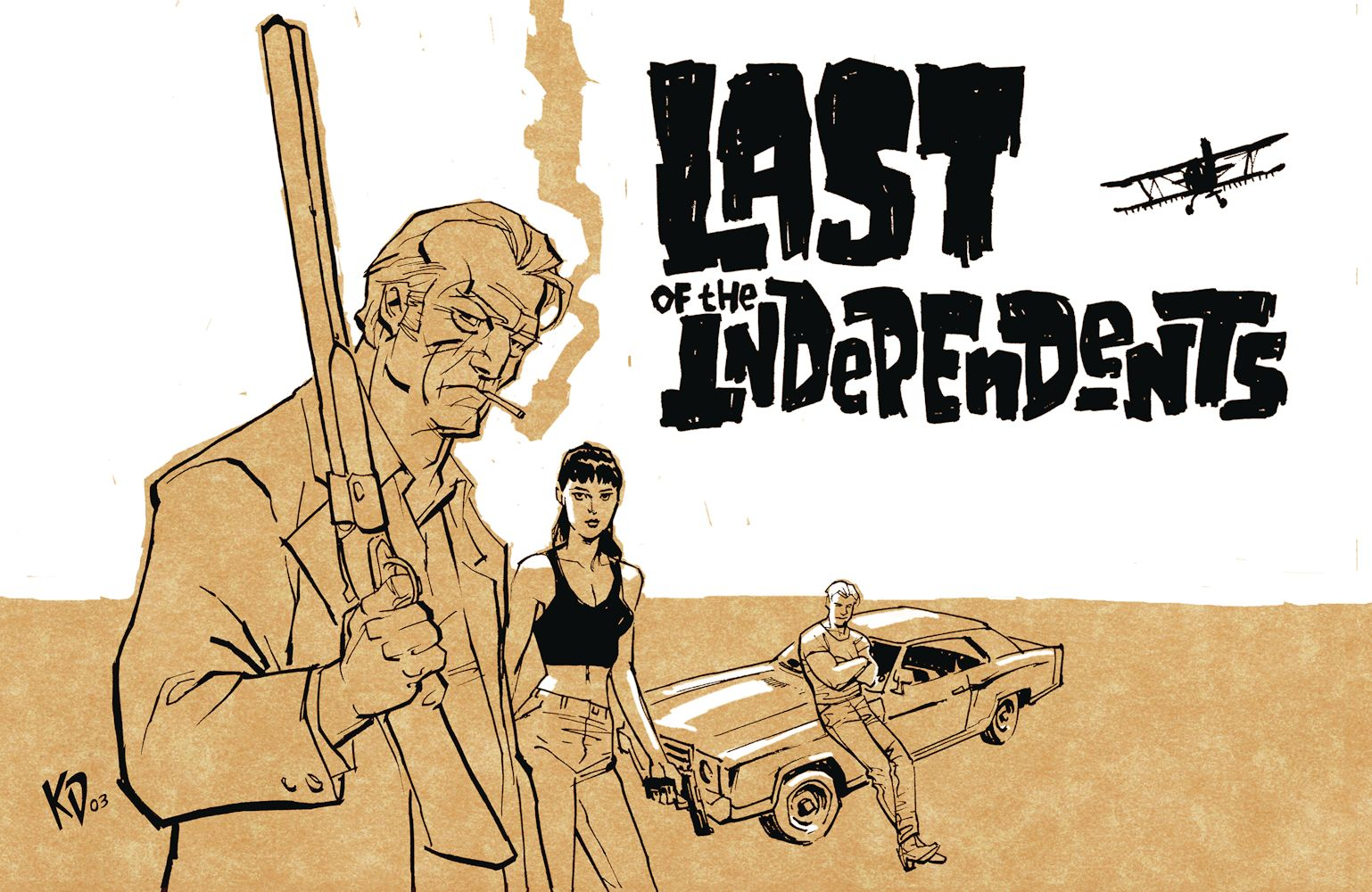 Last Of The Independents (Hardcover)