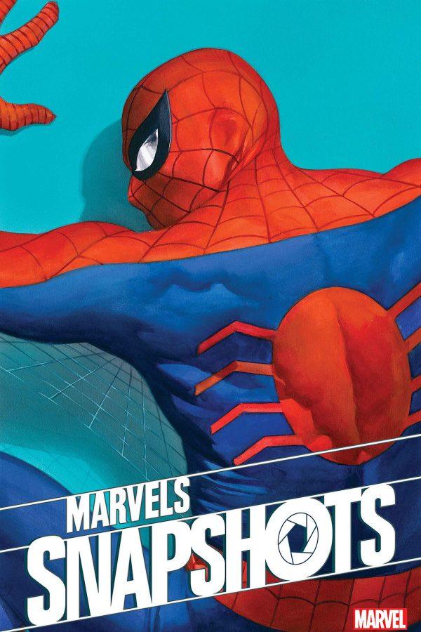 Spider-Man Marvels Snapshot