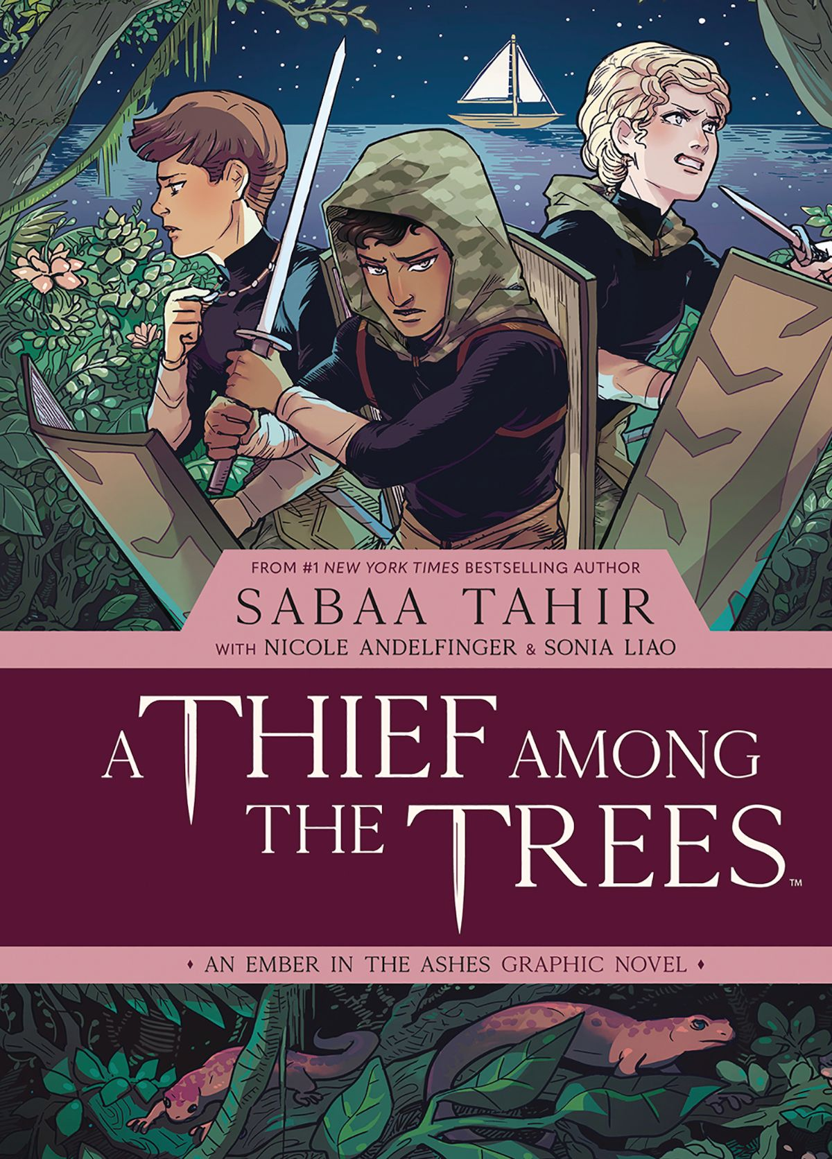 A Thief Among The Trees (Graphic Novel)