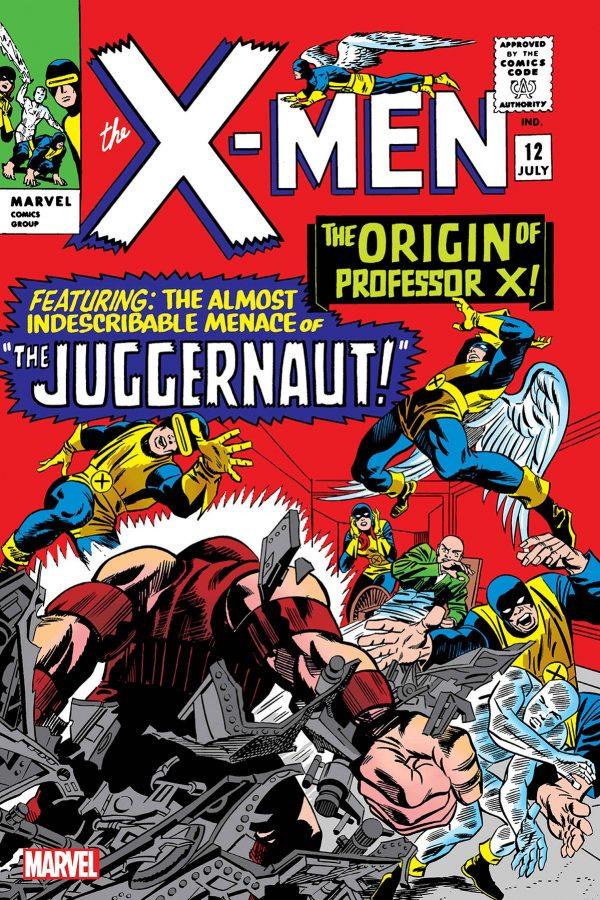 X-Men #12 Facsimile Edition