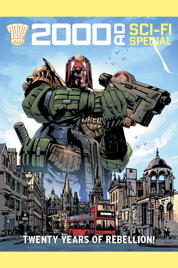 2000 AD: Summer Sci-Fi Special 2020