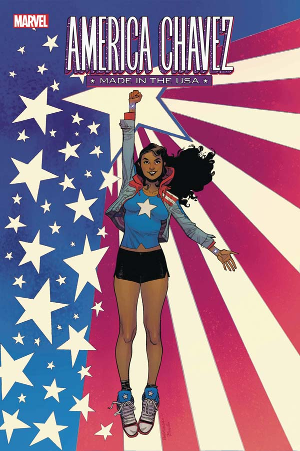 America Chavez: Made in the U.S.A.