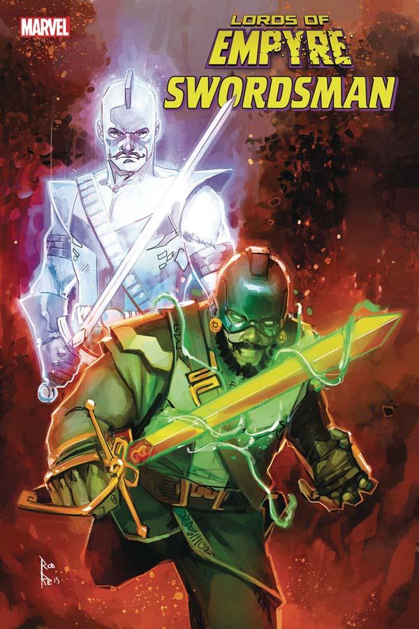 Lords of Empyre: Swordsman