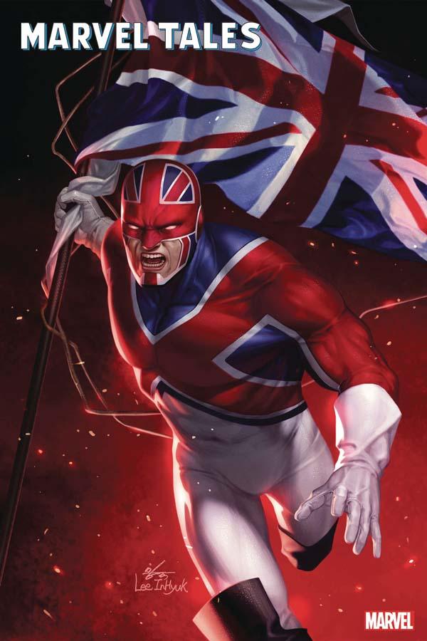 Marvel Tales: Captain Britain