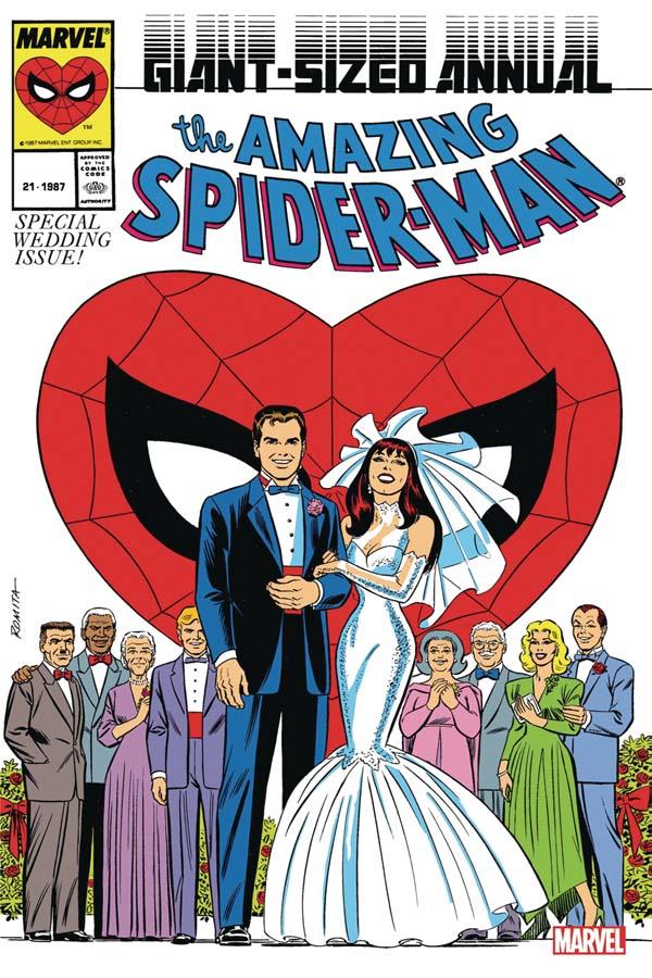 Amazing Spider-Man Annual #21 (Facsimile)