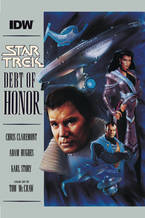 Star Trek: Debt of Honor (Facsimile)