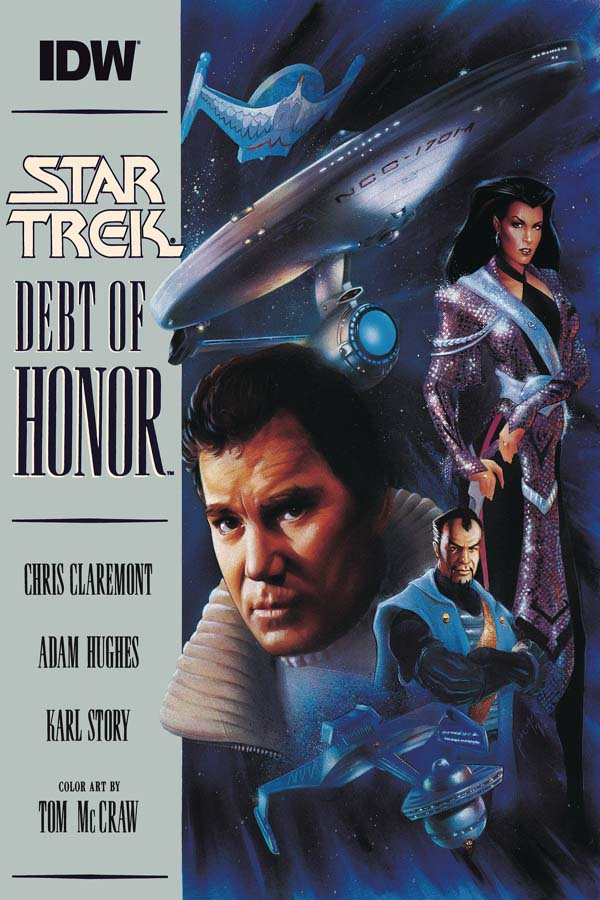 Star Trek: Debt of Honor (Facsimile)