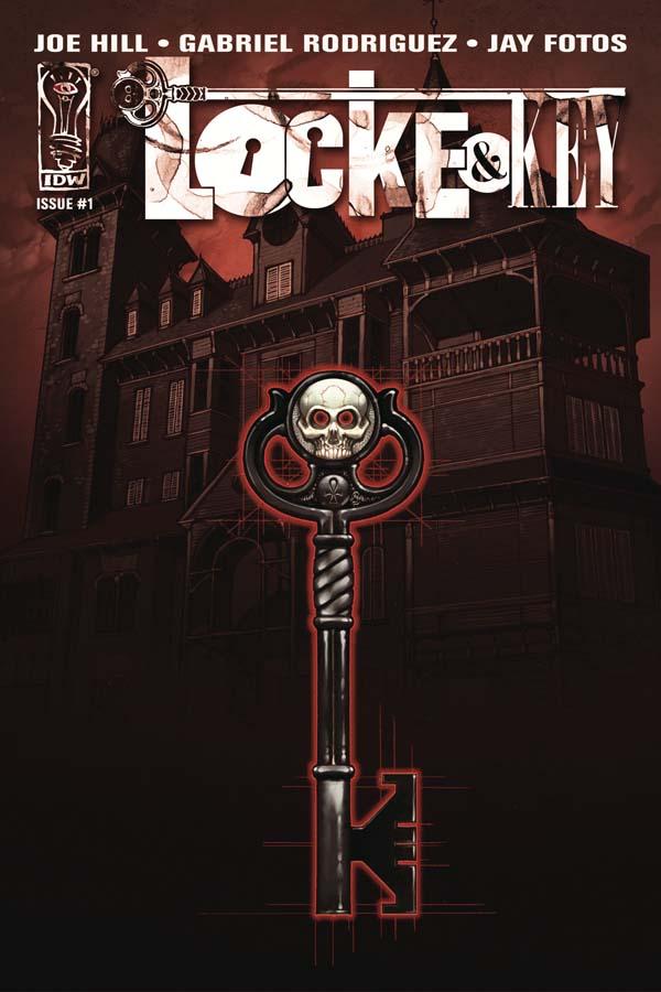Locke & Key #1 (Facsimile)