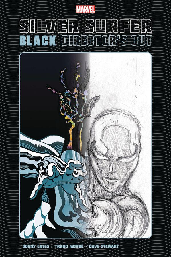 Silver Surfer: Black (Director's Cut)