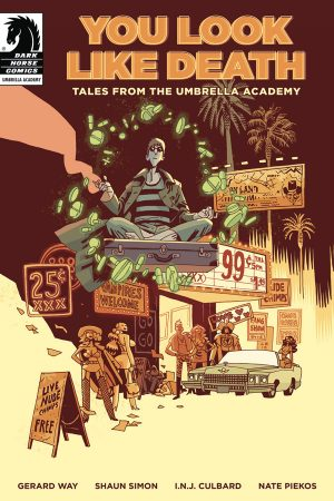 You Look Like Death: Tales From the Umbrella Academy