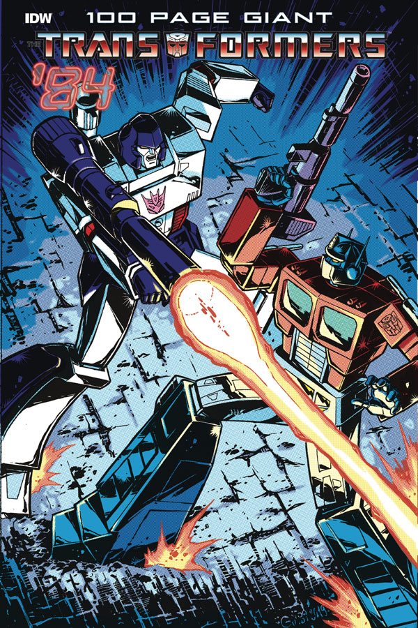 Transformers '84: Legends and Rumours