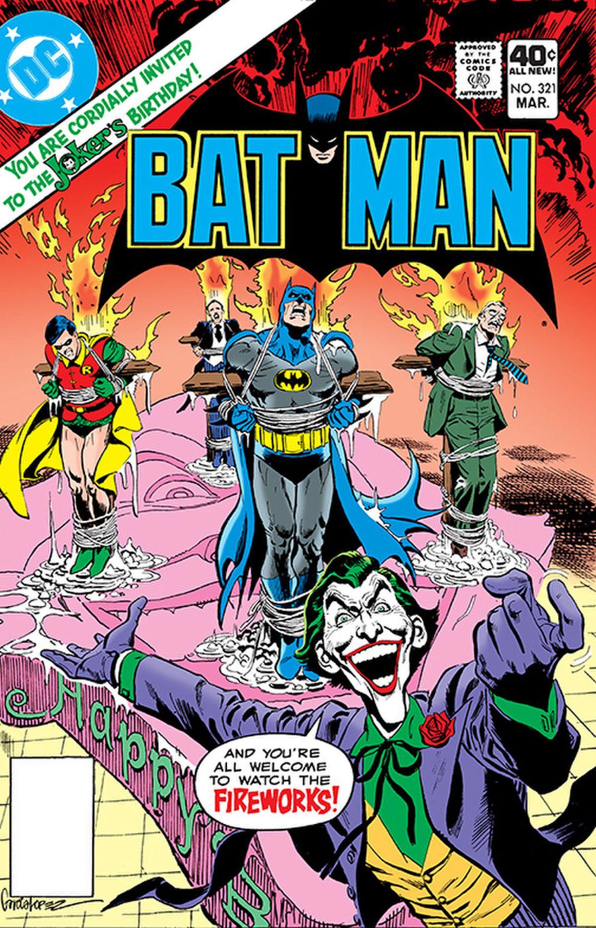 Batman #321 Facsimile Edition