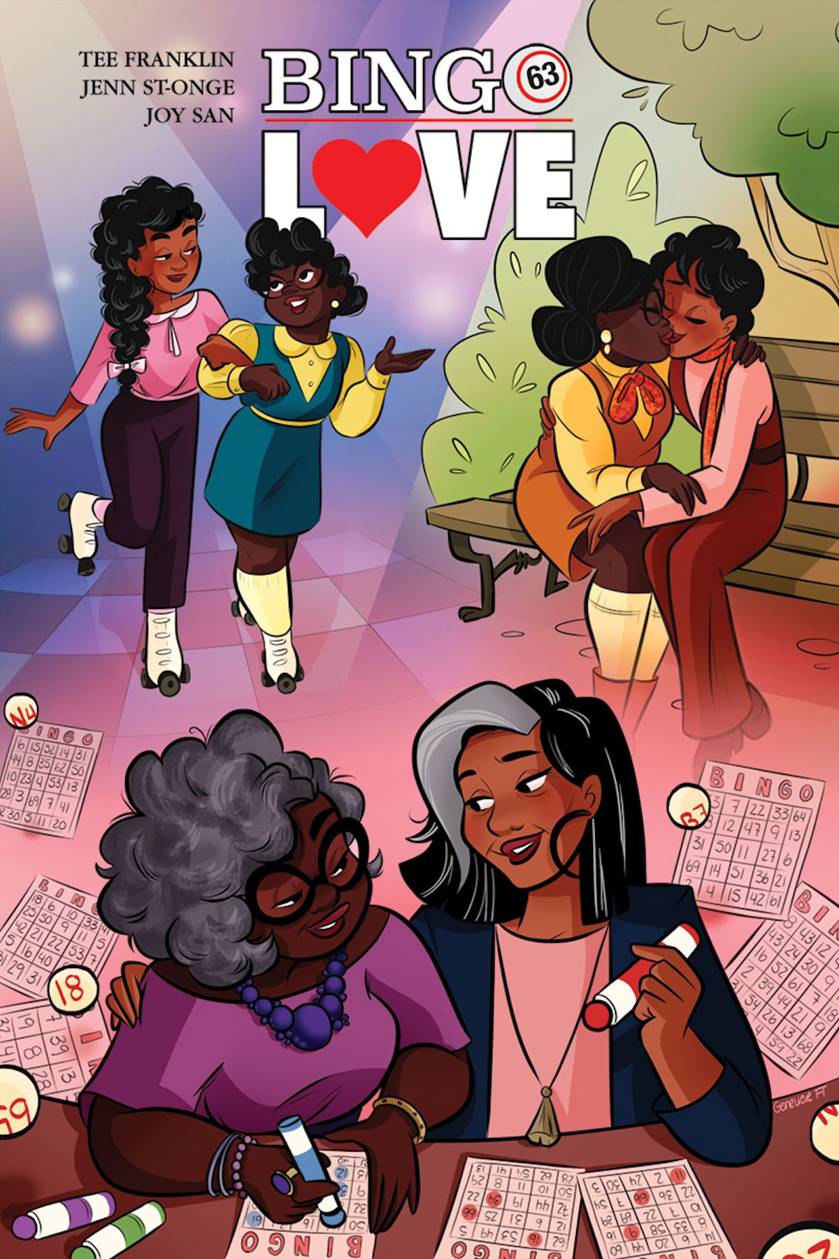 Bingo Love (Original Graphic Novel)