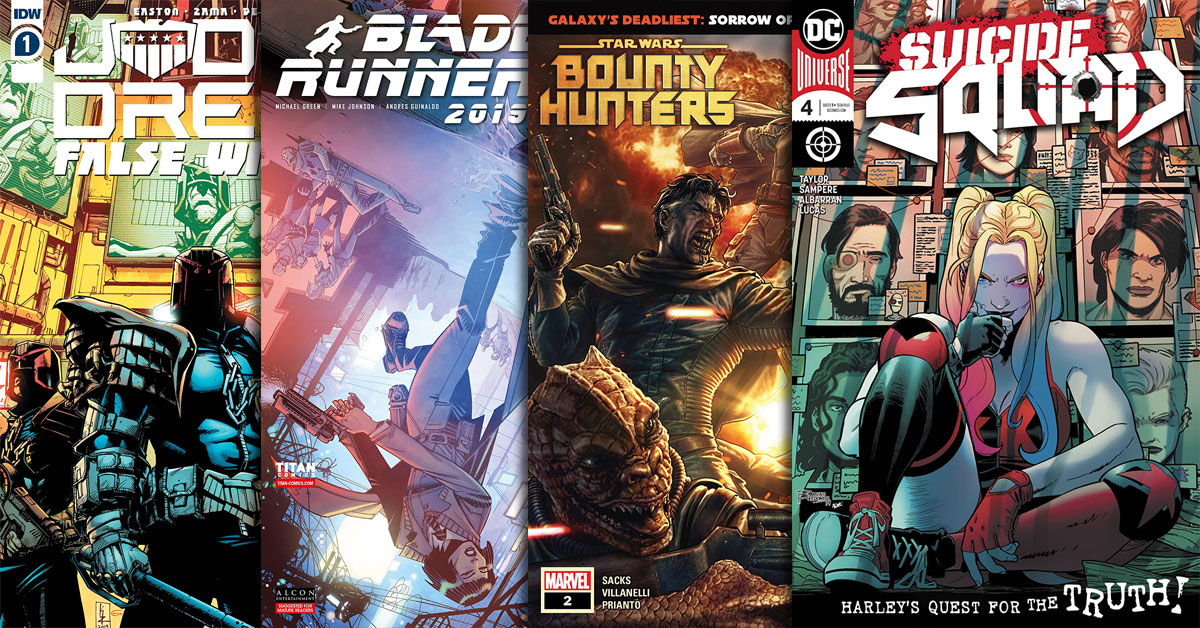 New Releases scheduled for 11 May 2020
