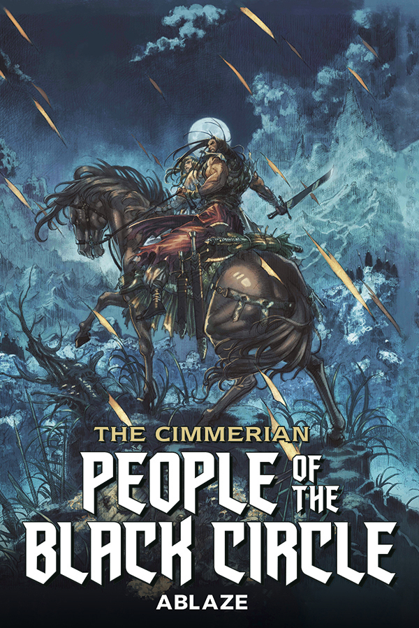 Cimmerian: People of the Black Circle