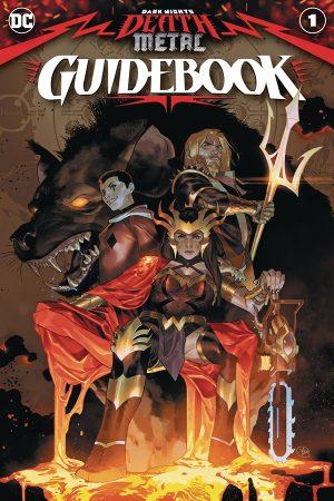 Dark Nights: Death Metal - Guidebook