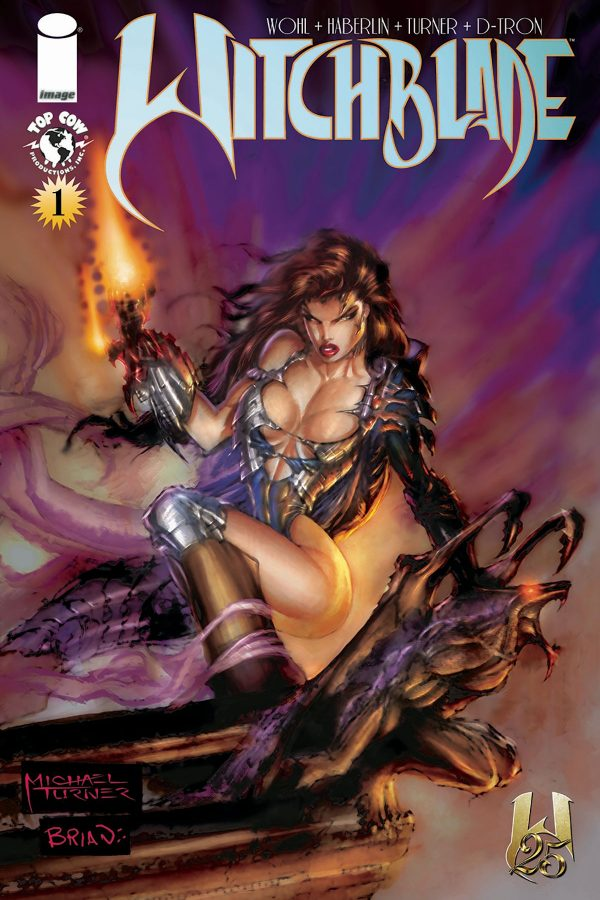 Witchblade #1 25th Anniversary Edition