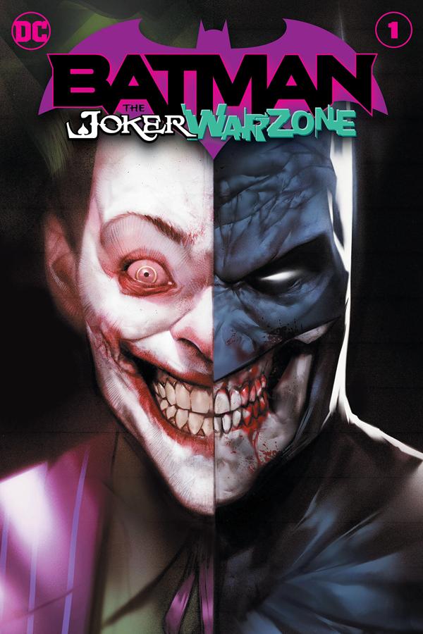 Batman: The Joker - War Zone