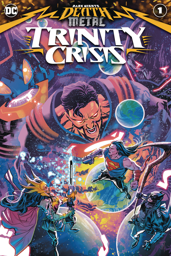 Dark Nights Death Metal: Trinity Crisis